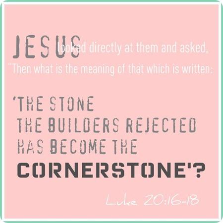 The True Cornerstone