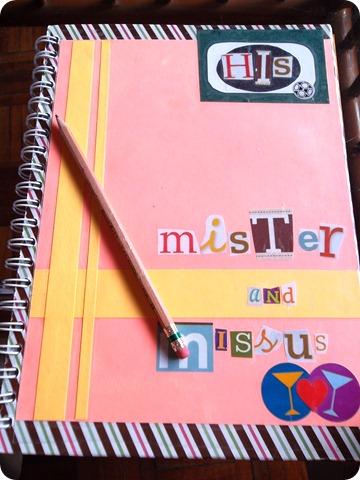 Mr. & Mrs. Love Journal
