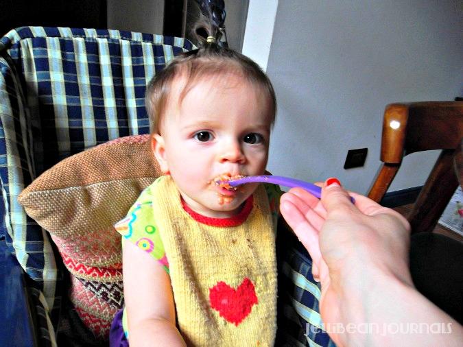 get toddler to eat