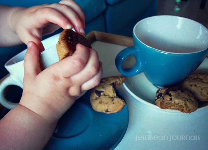nigella chocolate chip cookies