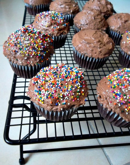 best chocolate vegan cupcakes