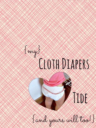 wash cloth diapers in tide