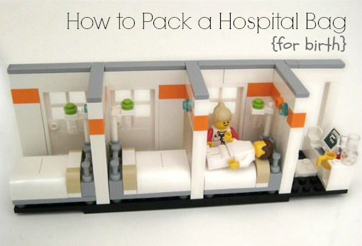 How to Pack a Hospital Bag for Birth