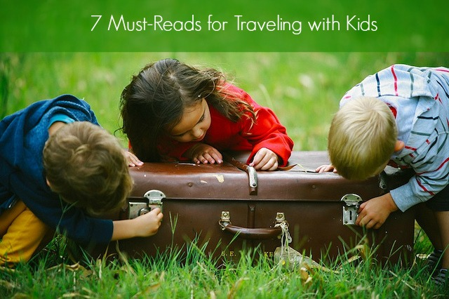 Tips for Traveling with Small Kids //MBM