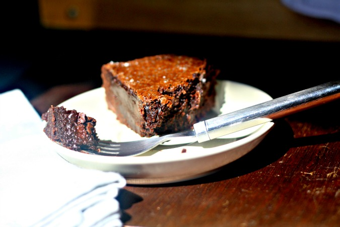 Chocolate Truffle Cake- rich, fudgy, dark, and incredibly delish. #chocolate #chocolatecake from JellibeanJournals.com