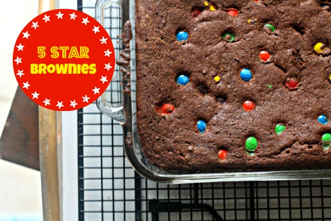 5 Star Cocoa Brownies // Jellibean Journals
