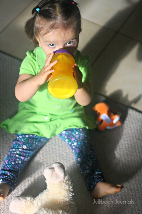 how to night wean toddler