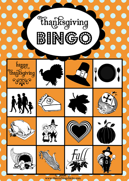 10 Free Thanksgiving Printables for Kids | JellibeanJournals.com