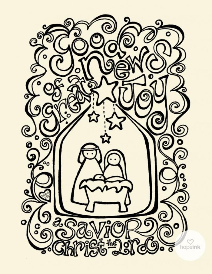 Christ-focused Advent Ideas for Families | JellibeanJournals.com