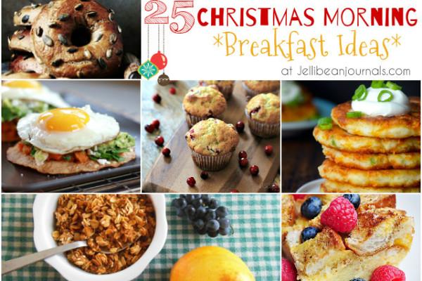 25 Breakfast Ideas for Christmas Morning