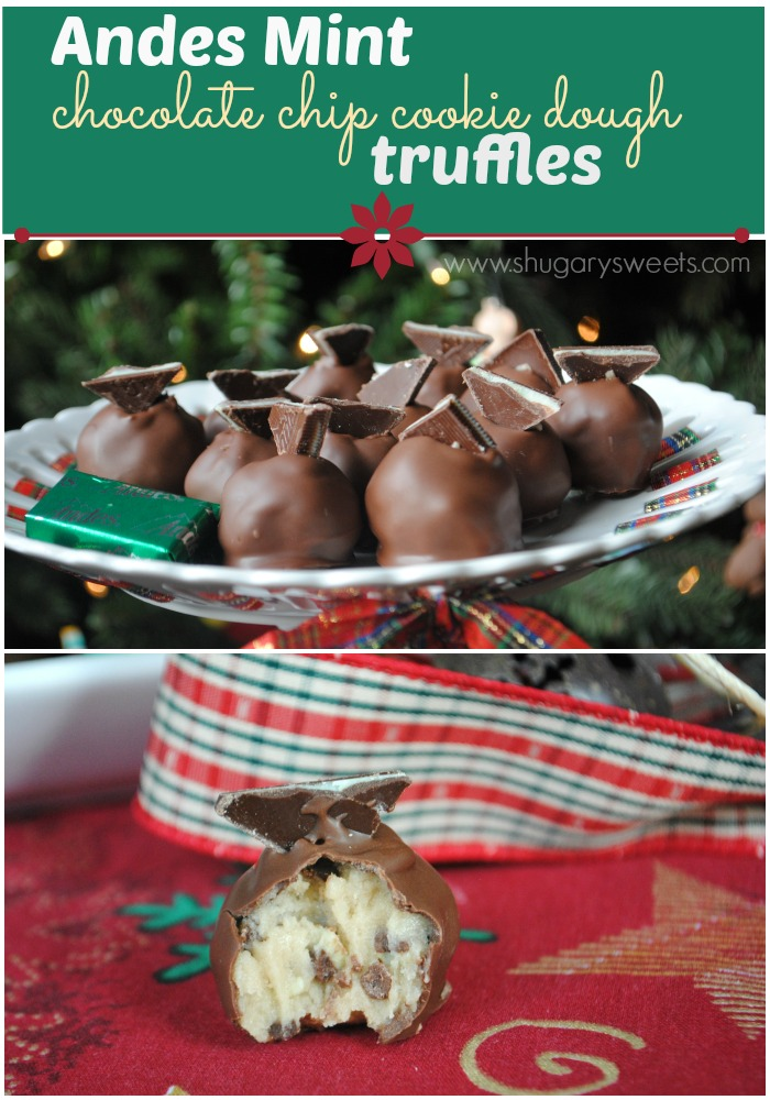 10 No-Bake Christmas Treats for a fast fix! #christmas #nobake from JellibeanJournals.com