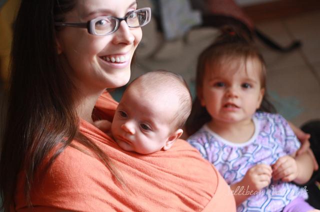 Stretch Wrap Baby Carrier For Newborns Jellibean Journals