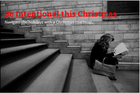 Intentional Advent Ideas for a Christ-Centered #Christmas | JellibeanJournals.com