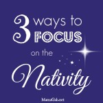 How to put Christ in Christmas Traditions #Christmas   Jellibeanjournals.com