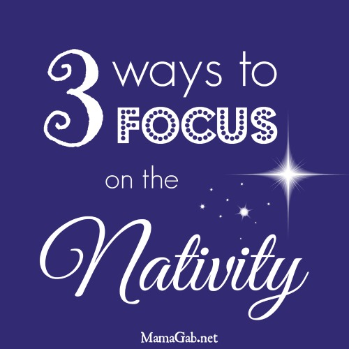 How to put Christ in Christmas Traditions #Christmas | Jellibeanjournals.com