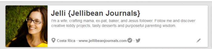 Be a Friend on Pinterest & Grow Your Blog!  #blogtips #Pinterest | Jellibeanjournals.com