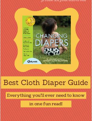My Cloth Diaper Guide Pick