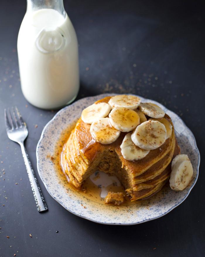 Yum-mazing Pancakes Roundup #breakfast #pancakes| Jellibean Journals