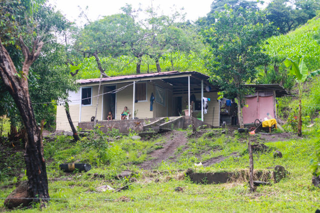 Home in Tivives, Costa Rica | Jellibean Journals