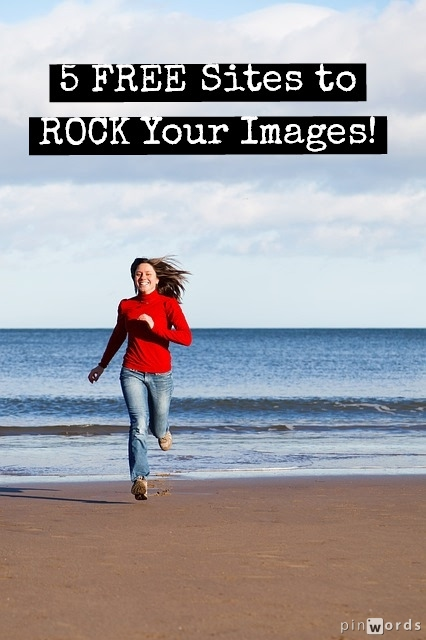 5 Free Sites to Enhance Your Photos #blogtips #photography | JellibeanJournals.com