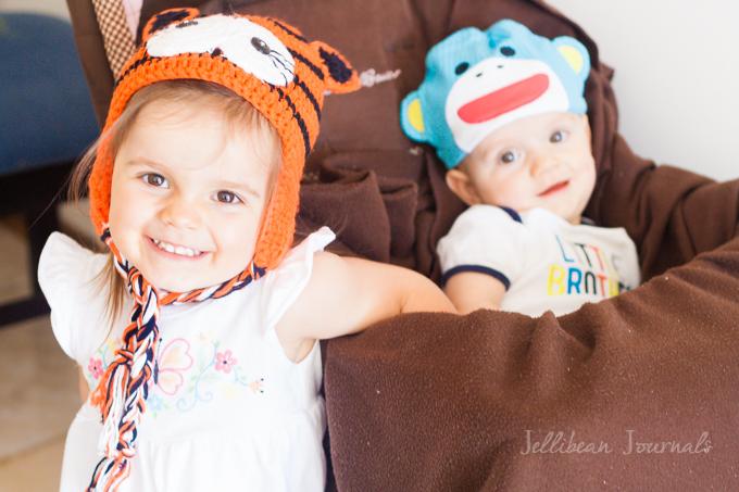 elijah hat 7 month