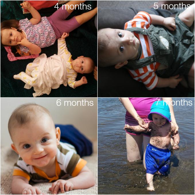 elijah through 7 months