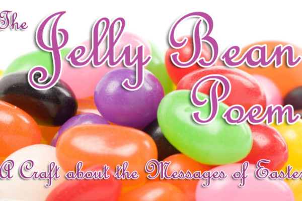 Easter Jelly Bean Poem