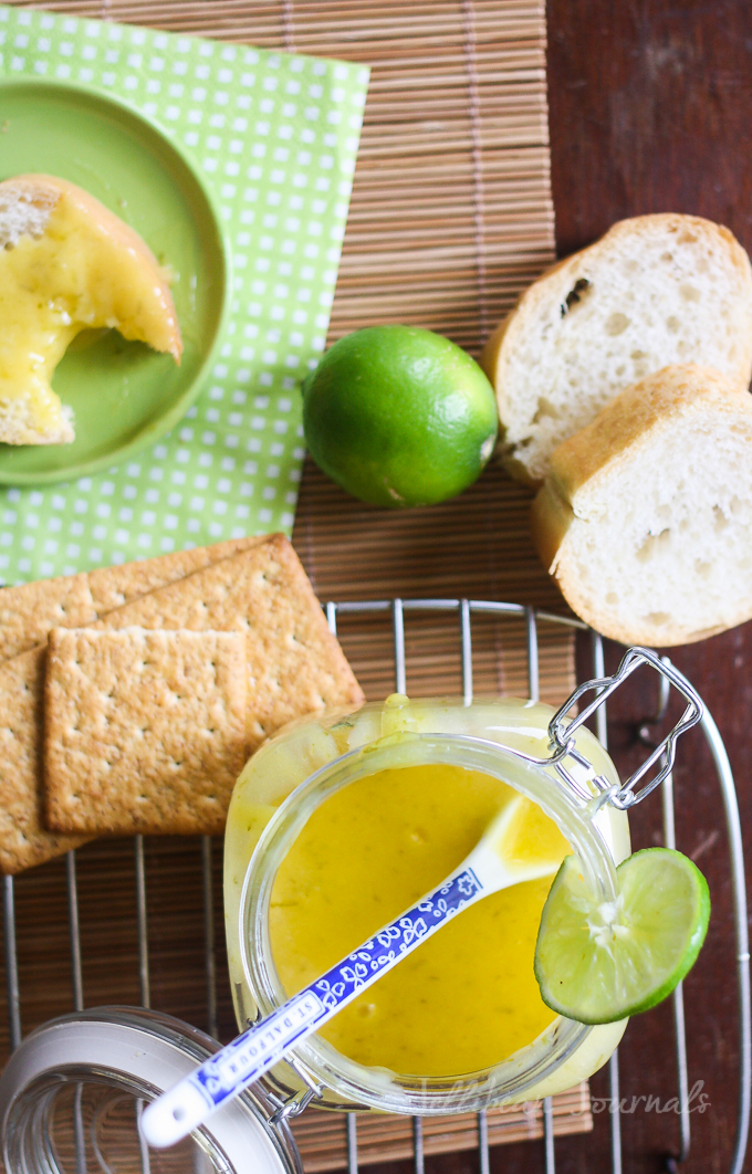 Key Lime Curd Recipe at Jellibeanjournals.com