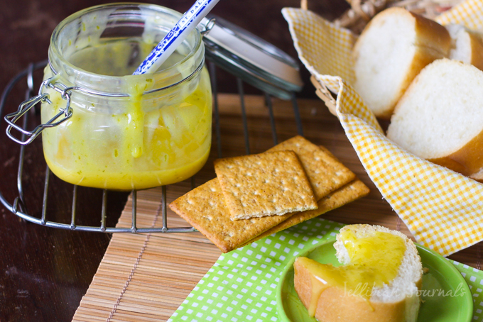 Key Lime Curd Recipe | Jellibeanjournals.com