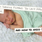 10 Common Cloth Diapering Mistakes and How to Avoid Them | Jellibeanjournals.com