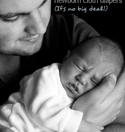 How to Wash Newborn Cloth Diapers | Jellibeanjournals.com