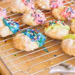 Gooey butter cookies from a cake mix! | Jellibeanjournals.com