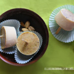 Pistachio peanut popsicles - Jellibean Journals