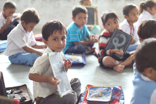 charities for kids education