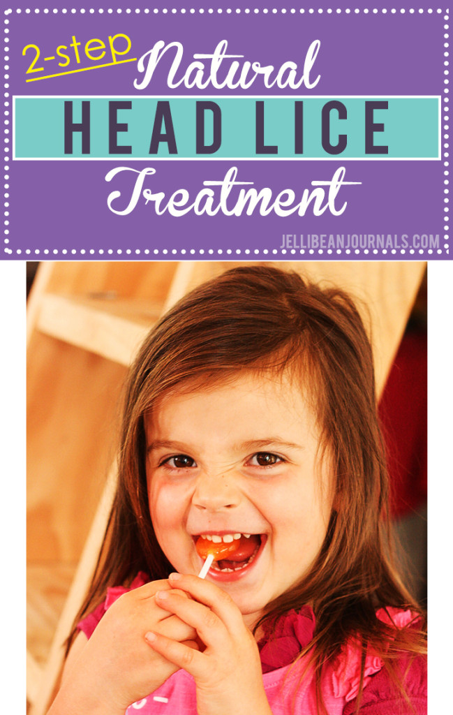 Overnight Natural Head Lice Treatment | Jellibeanjournals.com
