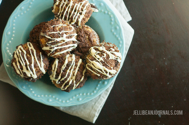 chocolate cookie muffins-34