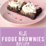 fudge brownies recipe for kids