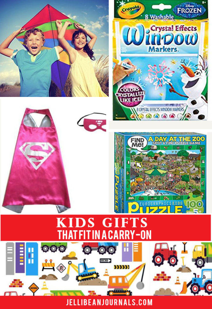 15 Kids Gifts You Can Pack   Jellibeanjournals.com