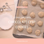 Extreme chip chocolate chip cookies!   Jellibeanjournals.com