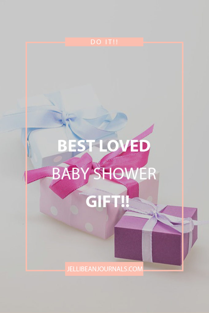 "Best ""why didn't I think of that?!"" baby shower gift 