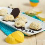 Quick, easy coconut macaroons | Jellibeanjournals.com