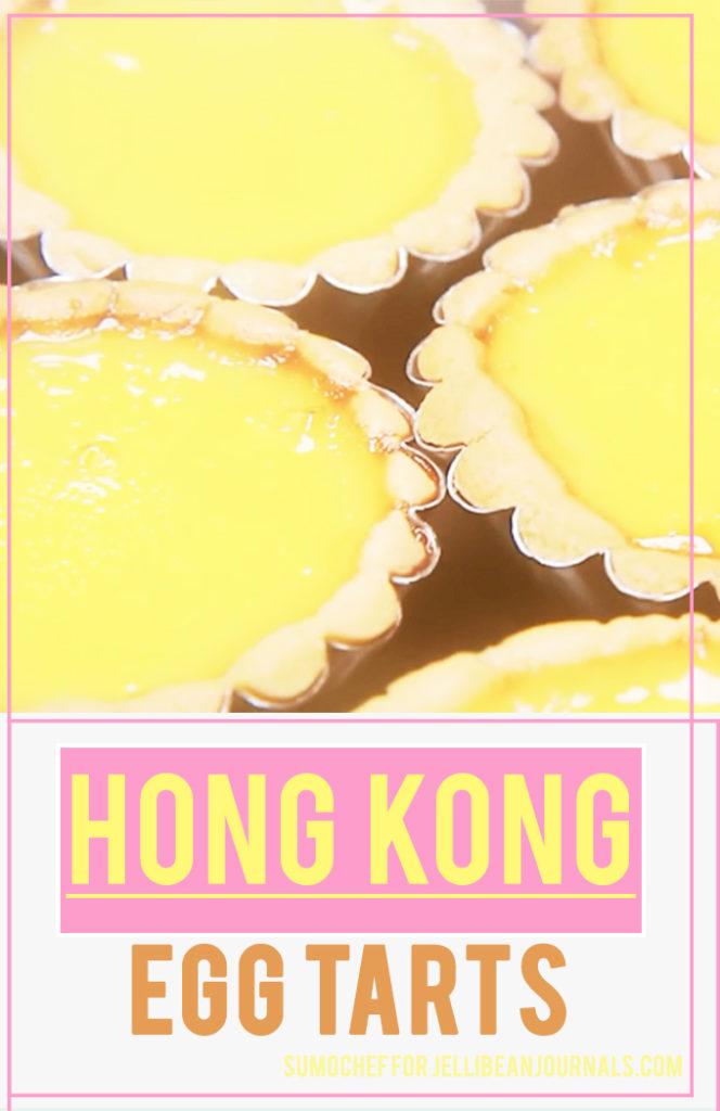 Hong Kong Egg Tart Recipe | Jellibeanjournals.com