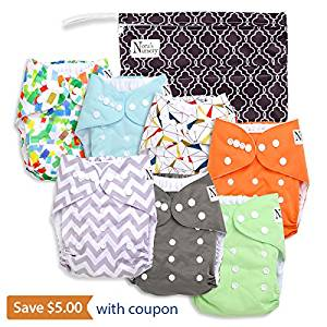 nora's nursery cloth diapers