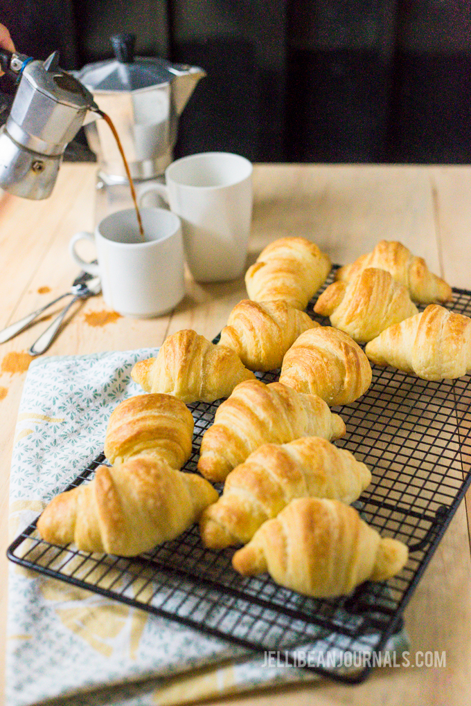 Simple ways to make perfect croissants every time